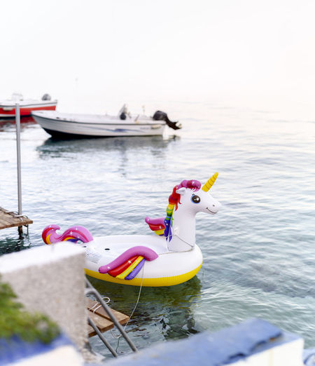 Summer Fun Holiday Relaxing Summertime Unicorn Vacations Water Reflections Amusement  Equipment Greece Heatwave Holidaymakers Inflatable  Pool Accessories Poolfloat Rainbow Relax Sea Summer Summer Vibes Water Water Sport Equipment My Best Travel Photo