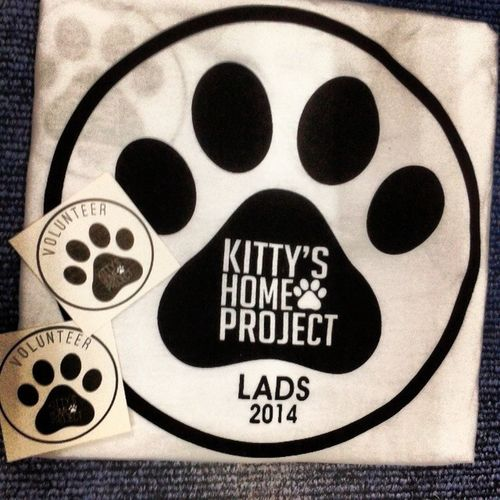 "Tomorrow ! Event by Lads students of UitmPerak ""Kitty's Home Project"" Regestration ( 8-9) a.m Venue (All around SIDEC Sri Iskandar) Kitty Home 2014 volunteer UitmPerak lightofcure promo"