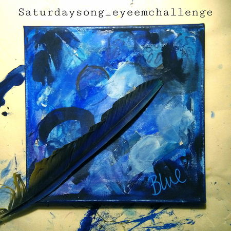 I am excited to announce this weeks Saturdaysong_eyeemchallenge for Saturday 22nd October 2016. The song I've chosen is 'Blue' by Lucinda Williams. https://m.youtube.com/watch?v=D0_AVhvdpgw This is a 24hr challenge open to all starting at 00.01 CEST and finishing at 23.59 CEST. Blue is my favourite colour & I'd love to see your interpretations of either the title or the lyrics .Please feel free to be as creative in your edits as you like! Blue Colour Of Life Colours Contests Bringing People Together Blue Feather Announcement Popular Check This Out Please Enter Here Saturdaysong_eyeemchallenge_rules Have Fun Lyrically Inspired Getting Inspired Getting Creative Today Is A Really Good Day Skwirrel Heaven Heather Fifield Art Work In Progress Love Peace Music Brings Us Together Blue Color Music Is Life