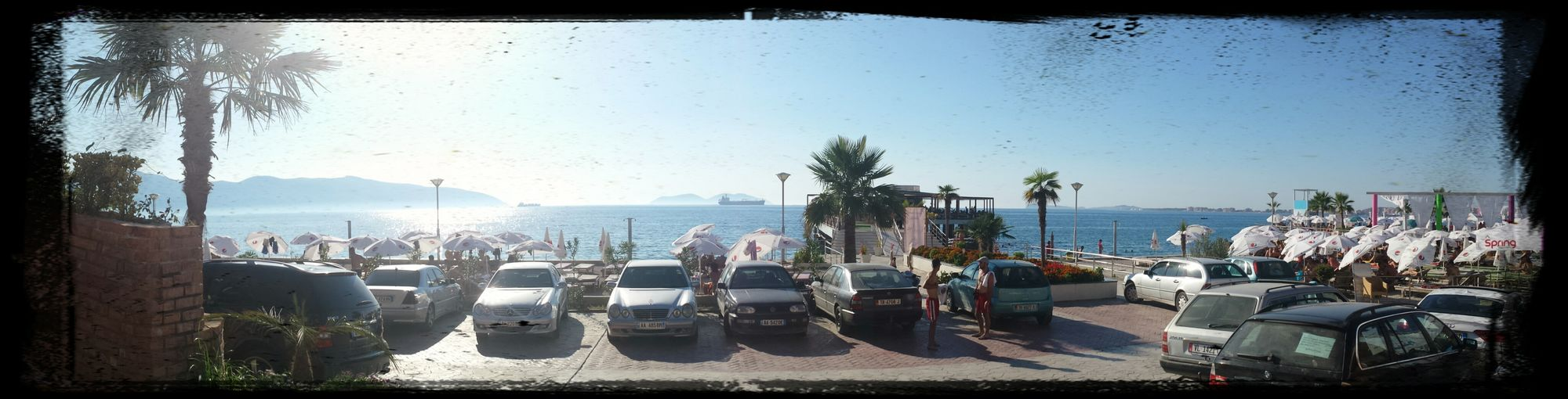 Summer Depo Relaxing Enjoying Life Albania