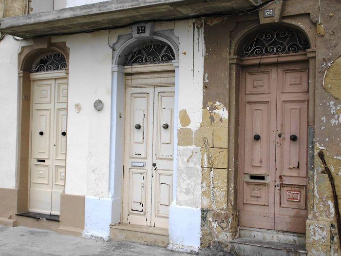 Door Architecture City Façade No Commend
