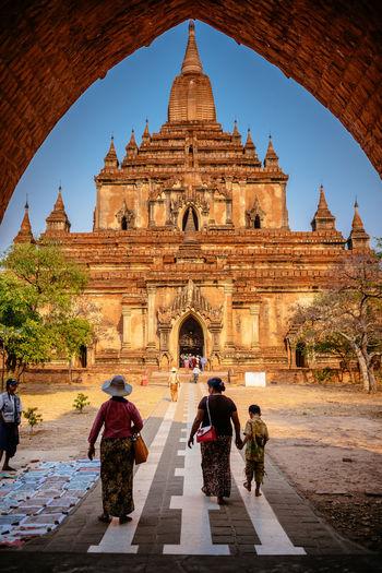 Showcase: January Sulamani Temple, Bagan Journey Good Times Street Photography