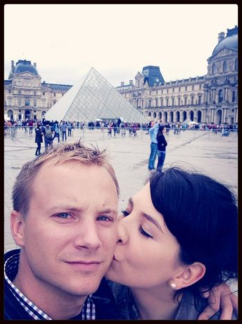 Parisjetaime Pyramide Du Louvre