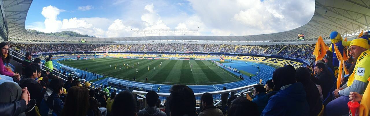 Stadium Estadio People Gente Football Futbol