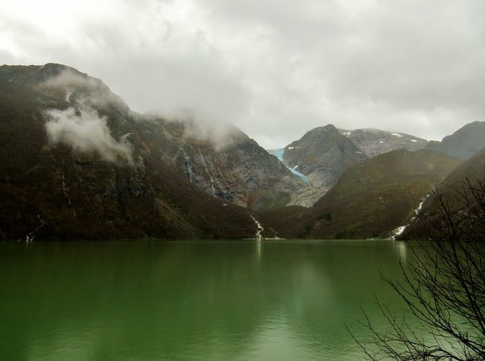 Beauty In Nature Bondhusdalen Bondhusvatnet Day Glacier Glacier Lake Glacier Water Glaciers Lake Lake View Lakeside Lakeview Landscape Mountain Nature No People Outdoors Reflection Scenery Scenics Sky Tranquility Water Westernnorway