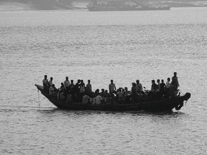 Transportation Mode Of Transport Pepole Haldia , WestBengalFresh On Eyeem  The Photojournalist - 2017 EyeEm Awards