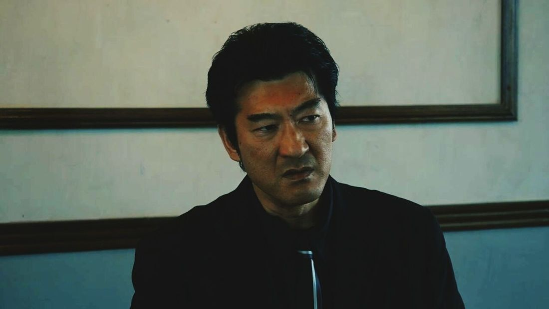 Japanese Movie MOVIE Trigger Of Boston ボストンの鉄爪 沢田トウヨウ Toyo Sawada Politics And Government Business Finance And Industry Close-up