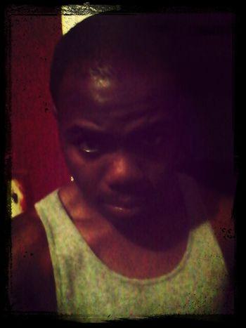 Selfie from last night First Eyeem Photo