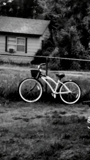 Monochrome Photography Bicycle No People Day Outside Life  Tranquil Scene Outsid EyeEmNewHere