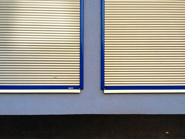 Symmetrical Urban Geometry Eye4photography  EyeEm Best Edits Blue T