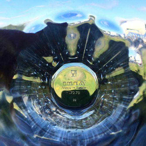 Through a glass.. First Eyeem Photo
