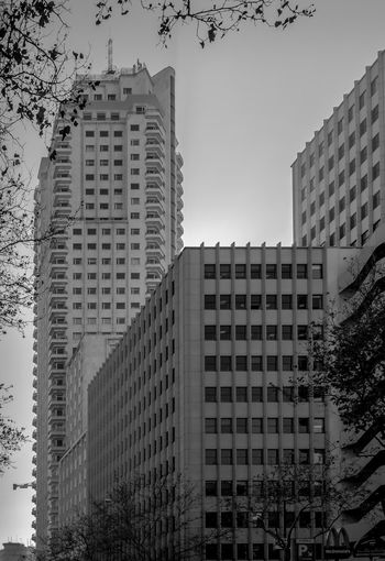 Architecture Architecture_collection Madrid Spain Architecture Architecture And Art Architecture Details Architecture Facade Architecture Photography Architecture_bw Architecturelovers Architecturephotography Building Exterior Built Structure No People