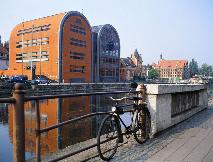 Bicycle Bicycles Bike Brda Brda River Bydgoszcz Old Bicycle Old Bike Poland Polen Relaxing River