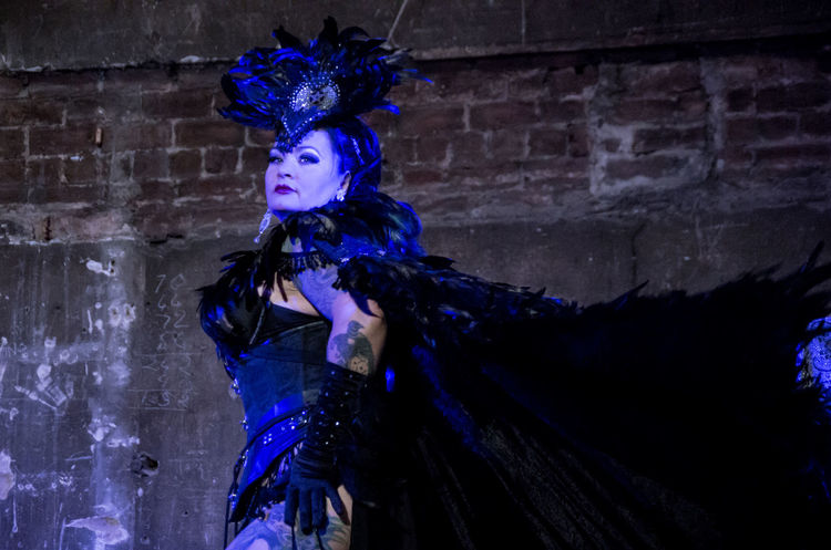 Final Variete of 2016 at the Panopticon. Burlesque Cabaret Cloads Featehrs Feminie Glasgow  People Performing Arts Event Portrait Scotland Variety Woman
