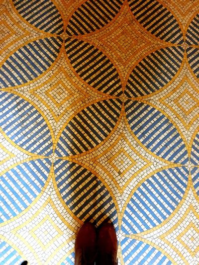 Minimalist Architecture Pattern Floor Architecture