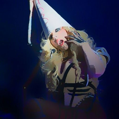 Live Music Sexygirl Pixlrapp Mystyle Edit Maria Brink In This Moment Concert Watercolor