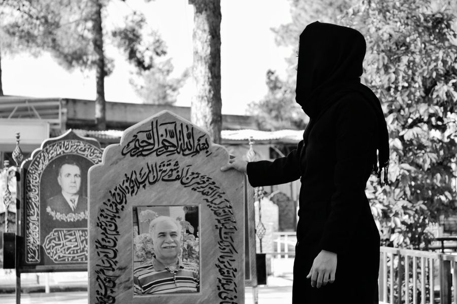 Cemetery Cemetry Human Portrait Of A Woman Woman Portrait Emotion Emotions Canon Canon700D Abstract Abstract Photography Different Differences  Lifestyle Iran Showcase: November Picturing Individuality HumanArt Freedom Portraits Humans People Luxury Human Face HUMANITY