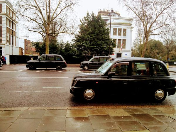 Taxi please Black Car Building Exterior Car City Cub Land Vehicle London Mode Of Transport No People Outdoors Taxi Transportation EyeEmNewHere Neighborhood Map