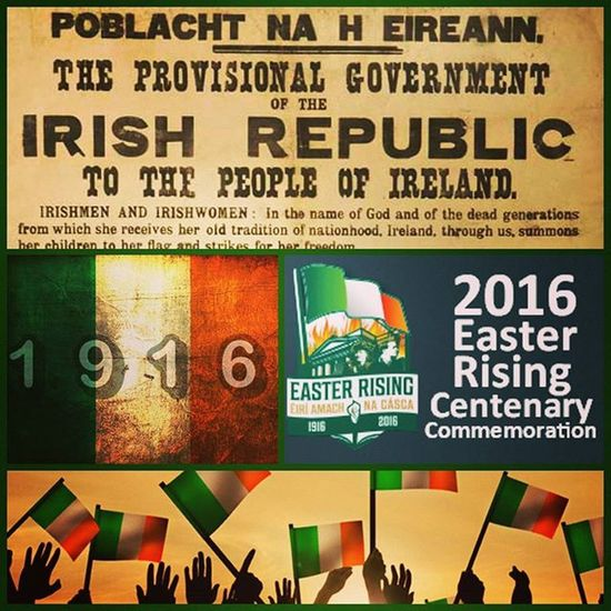 Ireland EasterRising 100yearsago History Proclamation Centenary  Ireland1916 Irishhistory Greenwhiteandgold 100yearsanation Eire 1916proclamation IrishVolunteers IrishCitizenArmy Irishproud