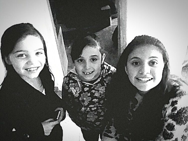 Best Friends.? No.! Sisters <3 Luna❤ Sofi Eternity On The Road