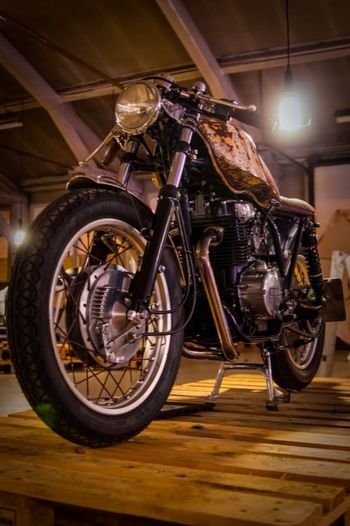 the FMD°4 by FrenchMonkeys Design Bobber Caferacer Caferacerculture Bratstyle Frenchmonkeys Cafe Racer Scrambler