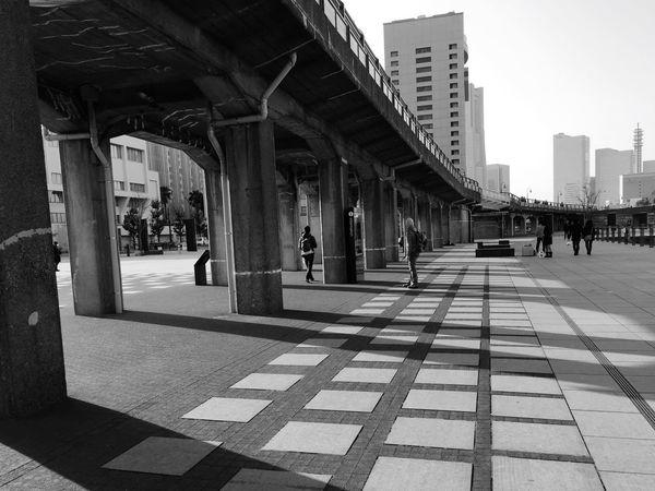 EyeEm Tokyo Meetup 7 Photowalk Streetphoto_bw