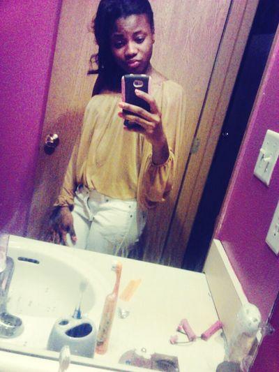 I looked cute ♥
