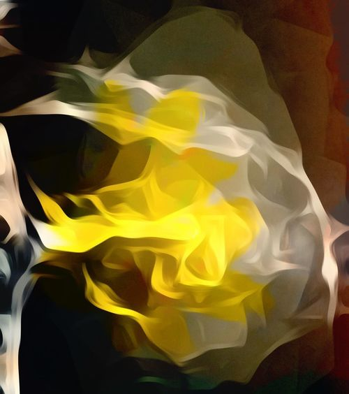 yellow fire Full Frame Backgrounds Abstract No People Yellow Multi Colored Close-up Indoors  Day