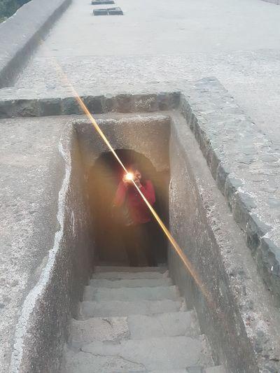 Learn & Shoot: Working To A Brief Fort Madhya Pradesh India Nikkon