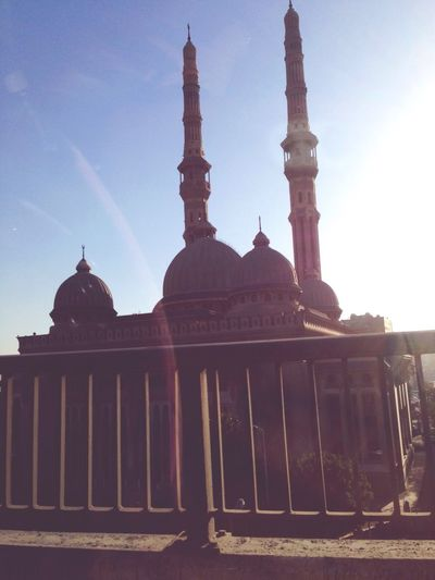 On the way to the Airport old Mosque taking last photos Check This Out In Cairo Hello World Beautiful Picture Good Time
