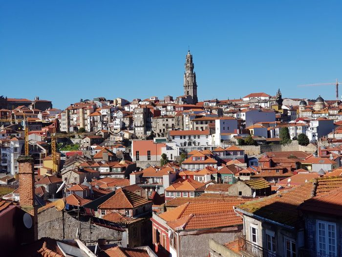Porto Portugal 🇵🇹 EyeEm Selects Cityscape City Sky Architecture TOWNSCAPE Town Rooftop Old Town