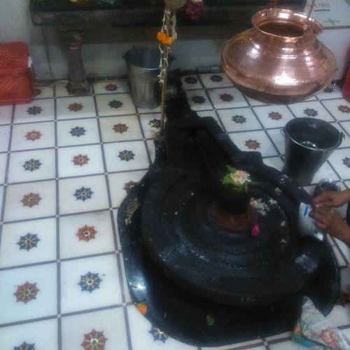 Om namah shivay|| Mahadev Shivshambhoo Spiritualsaturdays Templesofpune pune pashan holyplace banjrangbali