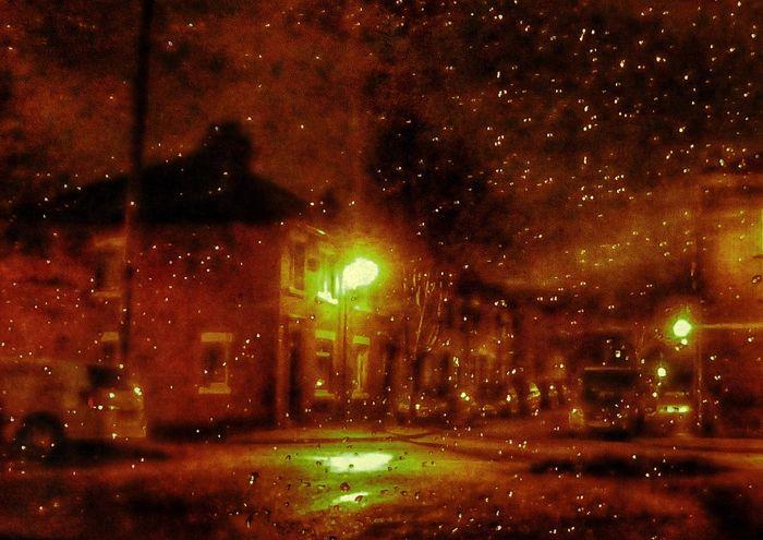 Streetphotography Rain NightSnaps