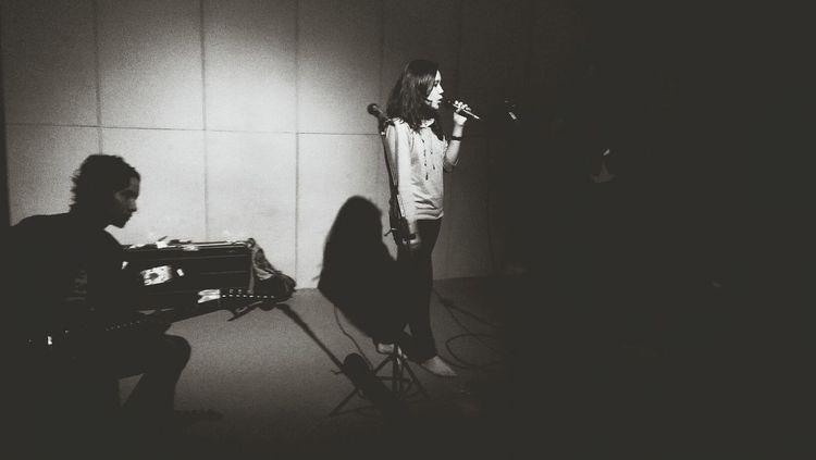 Rehearsal On Trial Success Santana