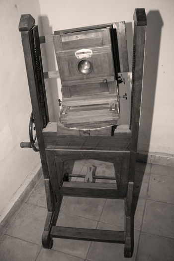 Historic Camera Antique Antique Camera History Large Format Camera Old Technology The Past Wood - Material