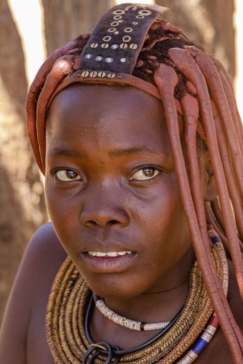 A Young Himba