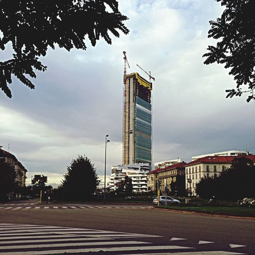 The Architect - 2014 EyeEm Awards Walking Around Milano Getting In Touch