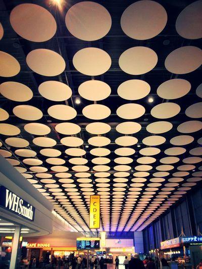 I'm going to miss Terminal 4. Elegant design and beautiful memories. lol