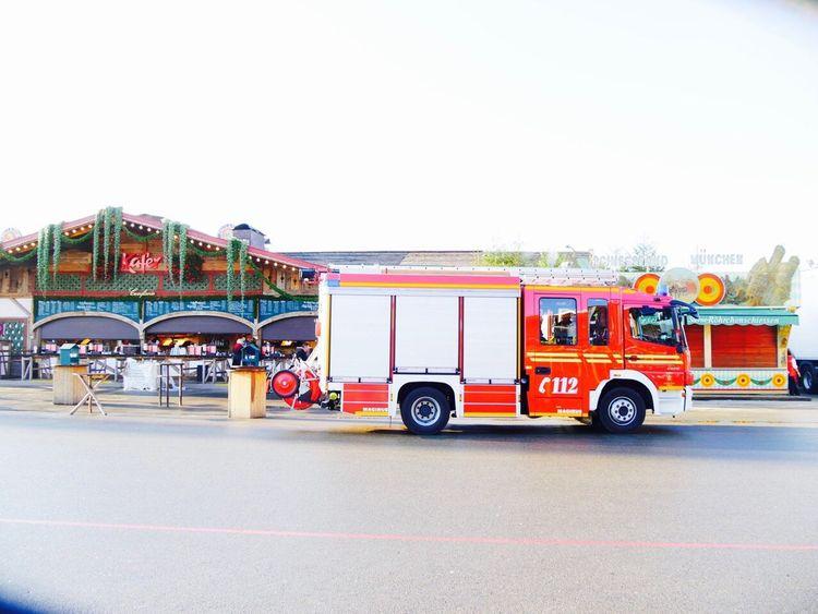 Käferzelt Wiesn Käferzelt Auto Feuerwehr Oktoberfest The Week Of Eyeem