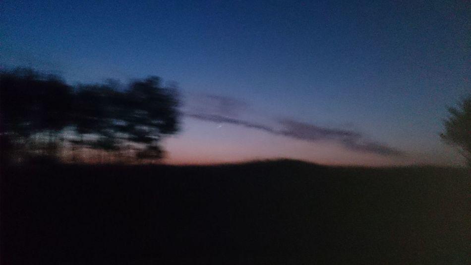 рассвет Nature Morning