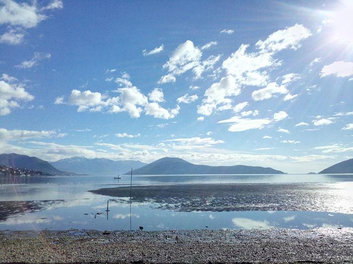 Beauty In Nature Sea And Sky Boka Kotorska
