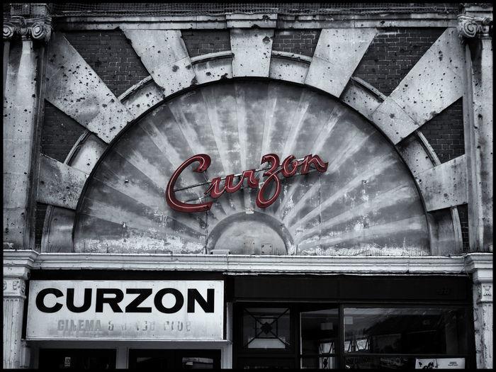 Architecture Artdeco Building Exterior Cinema Cinematography Clevedon Curzon Film