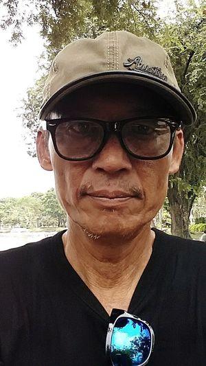 Sawasdee World. selfie,portrait, Enjoying Life Lumphini Park Veiw Thailand_allshots Relaxing .