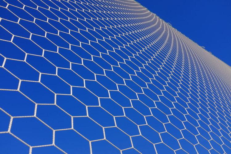 Net Blue Sky