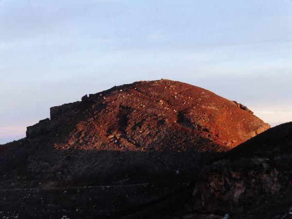 Mtfuji 富士山 白山岳
