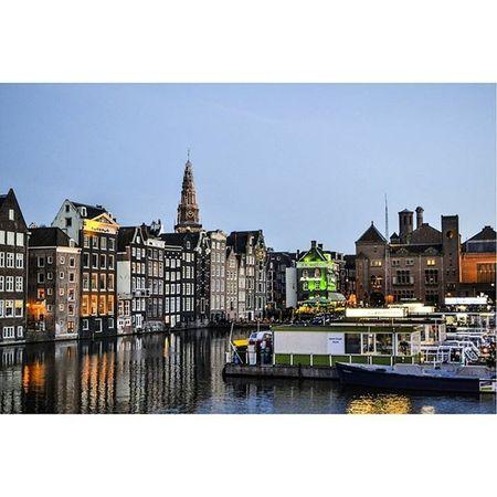 Amsterdam. Nikon Parededevidro Fotoxigenio Desafiodasfotos Amsterdamworld Bestofamsterdam Netherlands Night @1x5 1x5