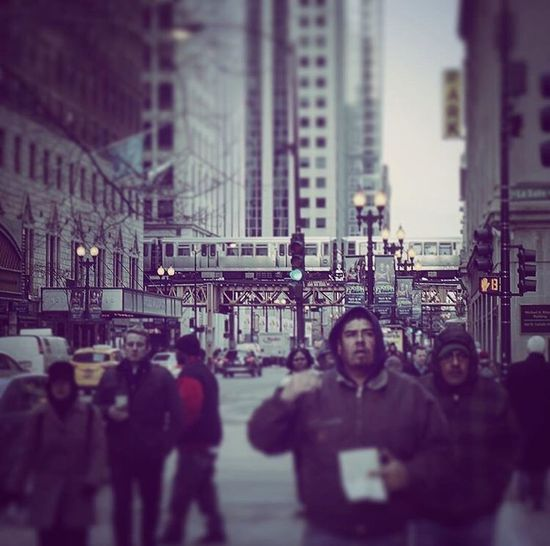Chicago Subway Travel Cold Gregphoto Vacances Architecture Eyem Best Shots