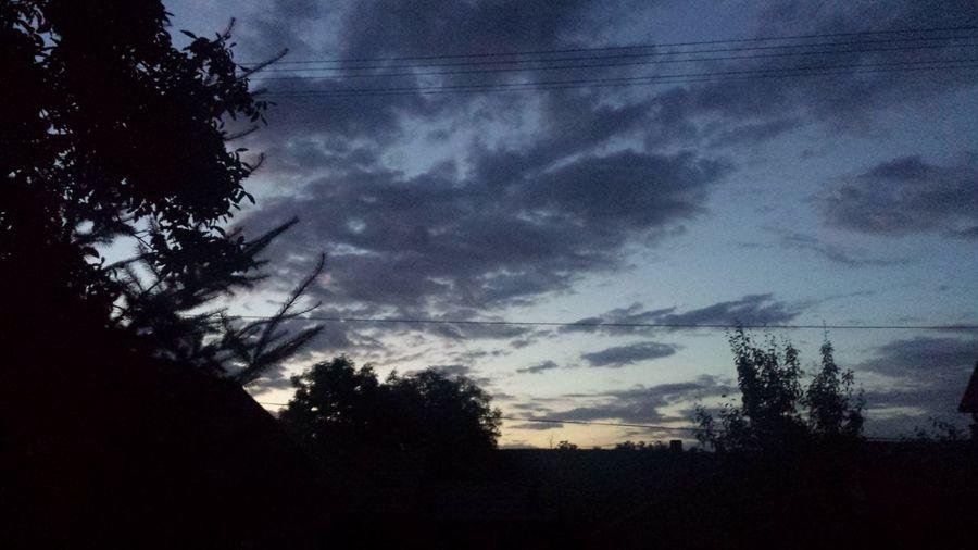 3:30 Wschód Słońca Pieknie :-) ;* ♡