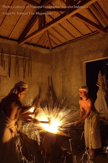 Check This Out Heritage INDONESIA Keris photos courtesy of National Geographic Traveler/Indonesia, taken by Septian Tito
