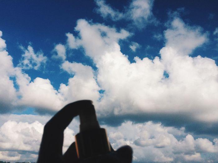 Bulutlar evim.☁️🕊 Cloudy Cloud - Sky Sky Mavi Gökyüzüşiirdir